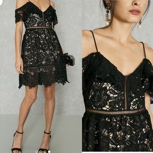 New Look Premium Lace Dress